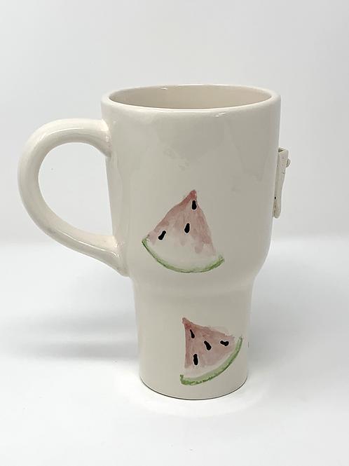 Watermelon Spring Collection Pocket Travel Mug