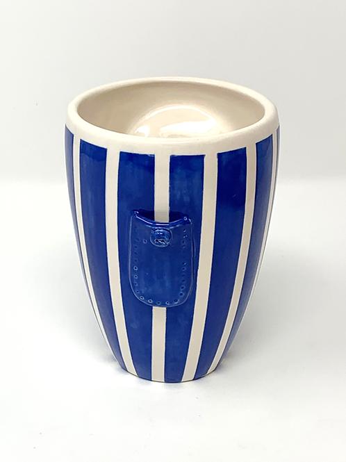 Carribean Blue Hand Warmer Pocket Mug