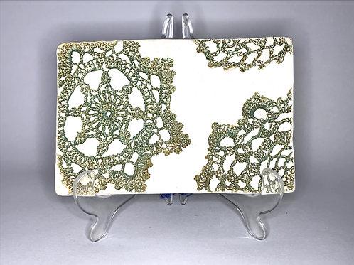 White Hot Plate Trivet