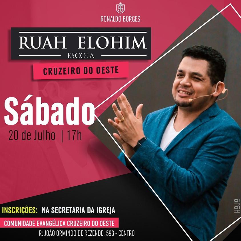 Ruah Elohim Intensive - Cruzeiro do Oeste