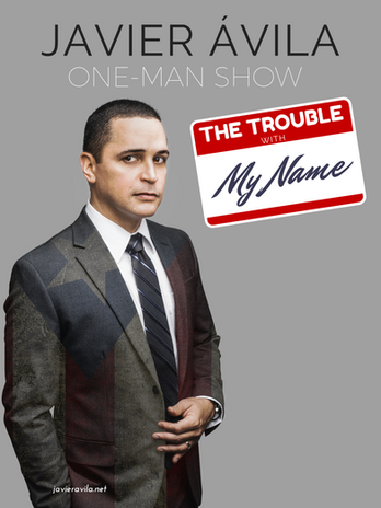 The Trouble with My Name Poster