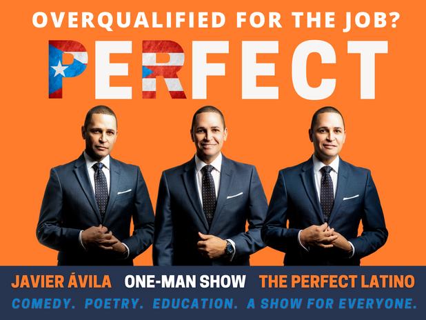 Perfect Latino Poster