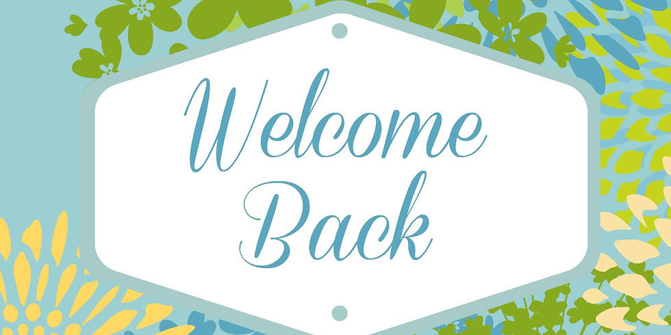 Welcome Back ~ Club Reopening!!
