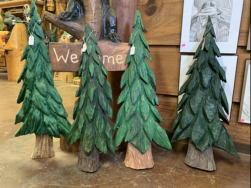 """30"""" Trees"""
