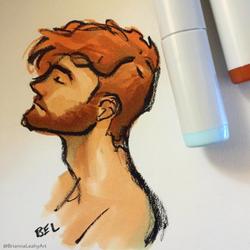 BriannaELeahy_Art_c2017_redhead