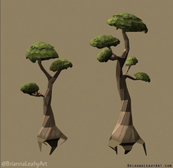 BriannaELeahy_Art_c2017_trees