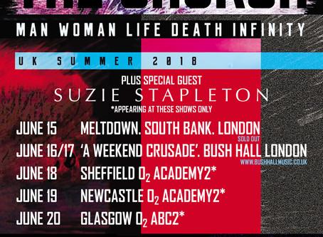 THE CHURCH UK TOUR