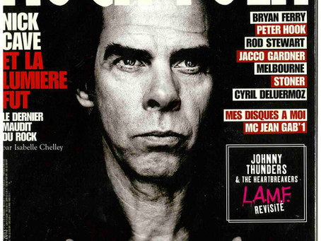 ROCK & FOLK MAGAZINE (FRANCE)