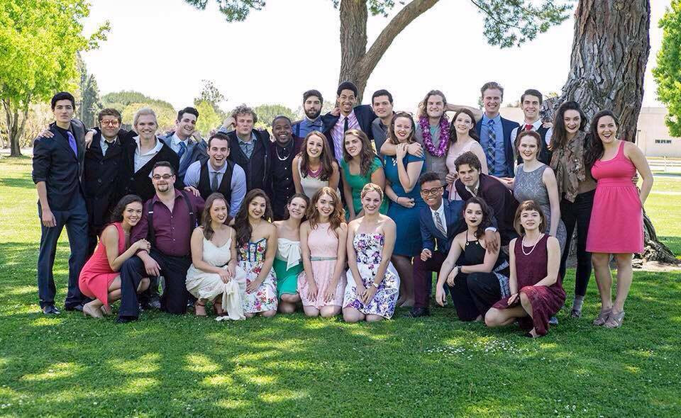 The PCPA Class of 2016