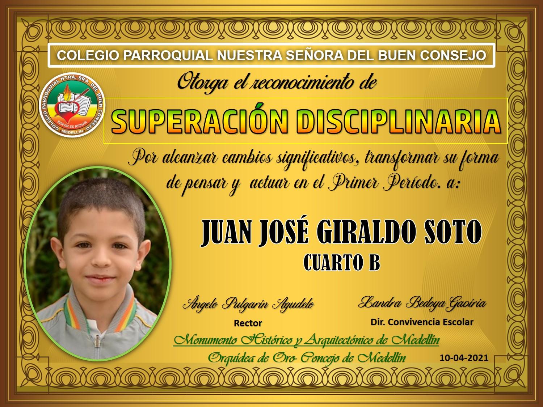 4°B JUAN JOSÉ GIRALDO OSORIO