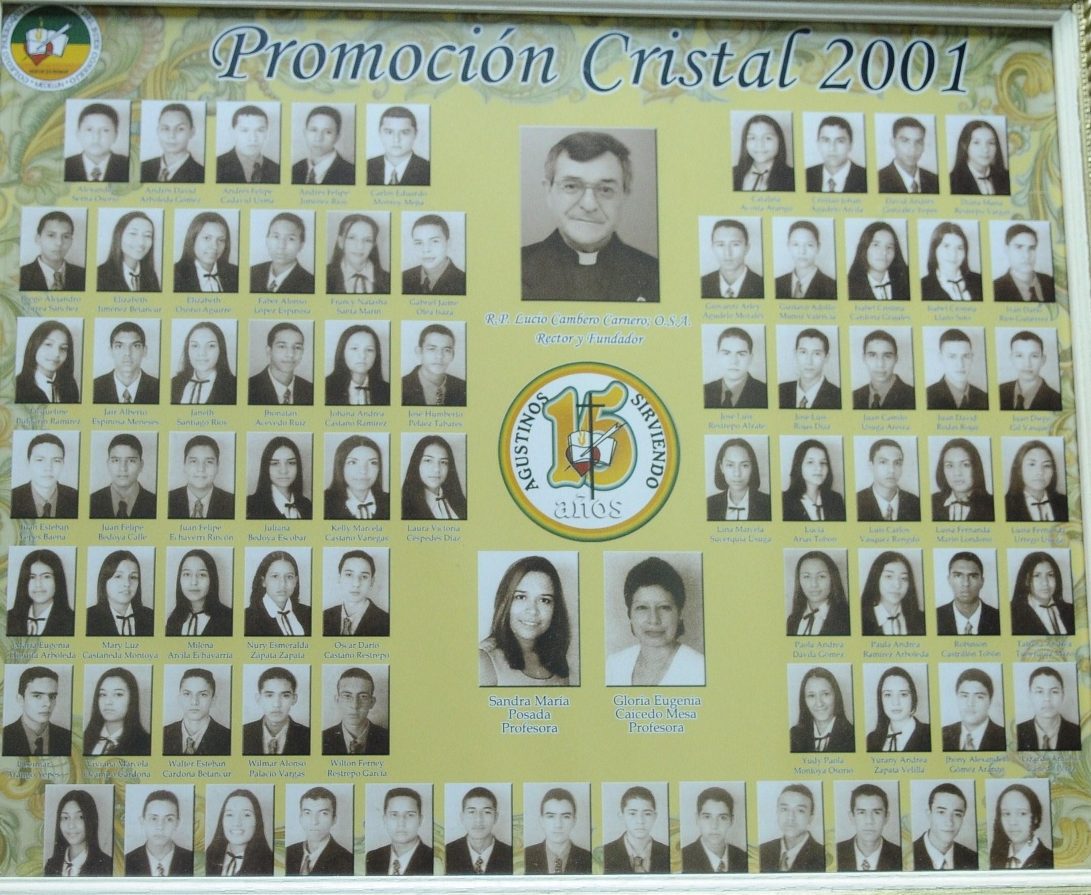 CRISTAL 2001