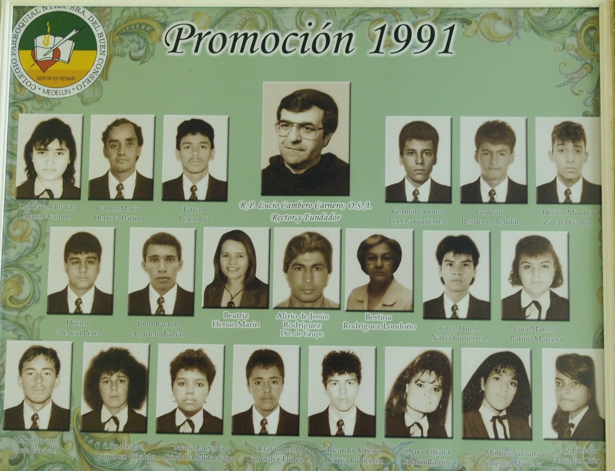 PILARES 1991
