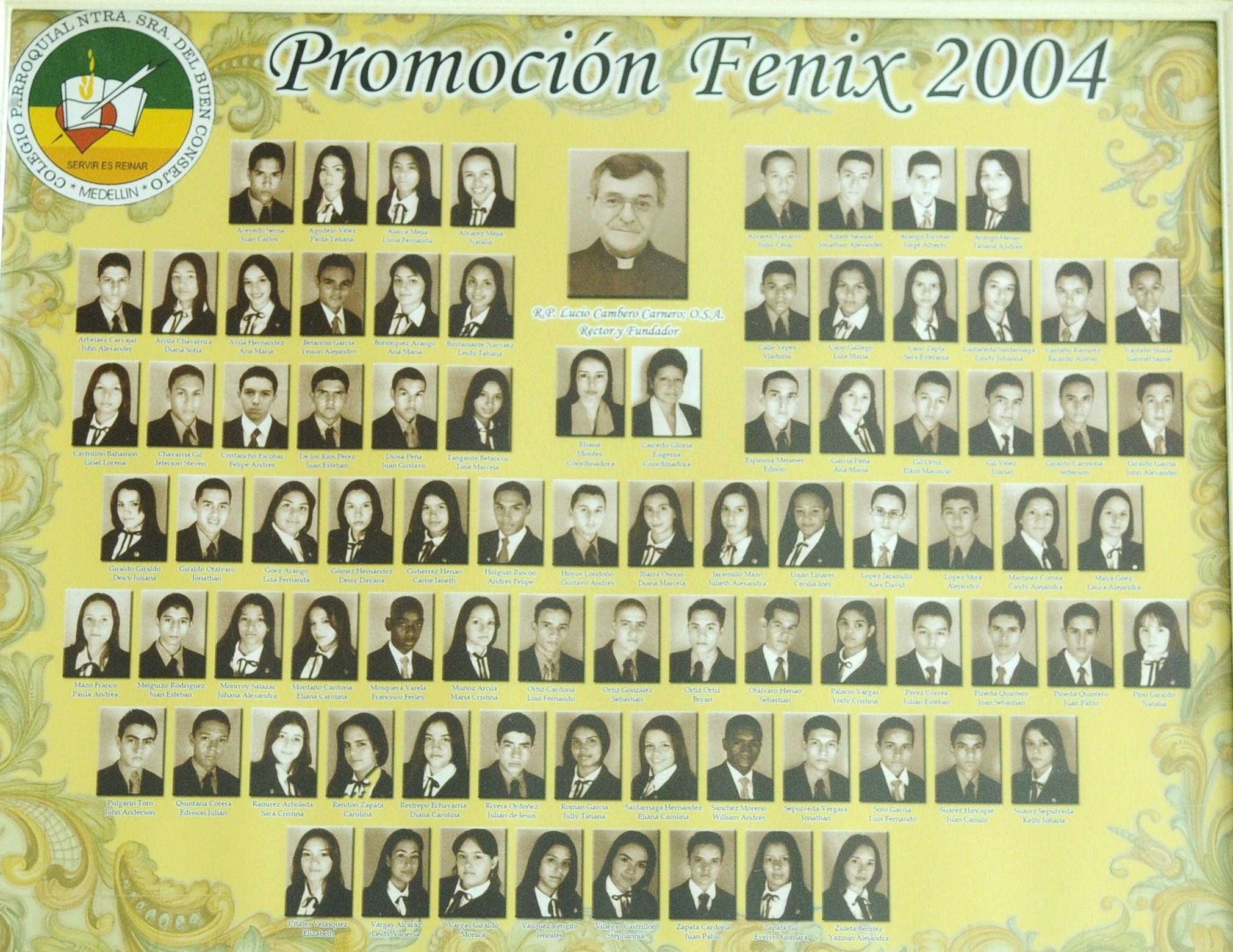 FÉNIX 2004