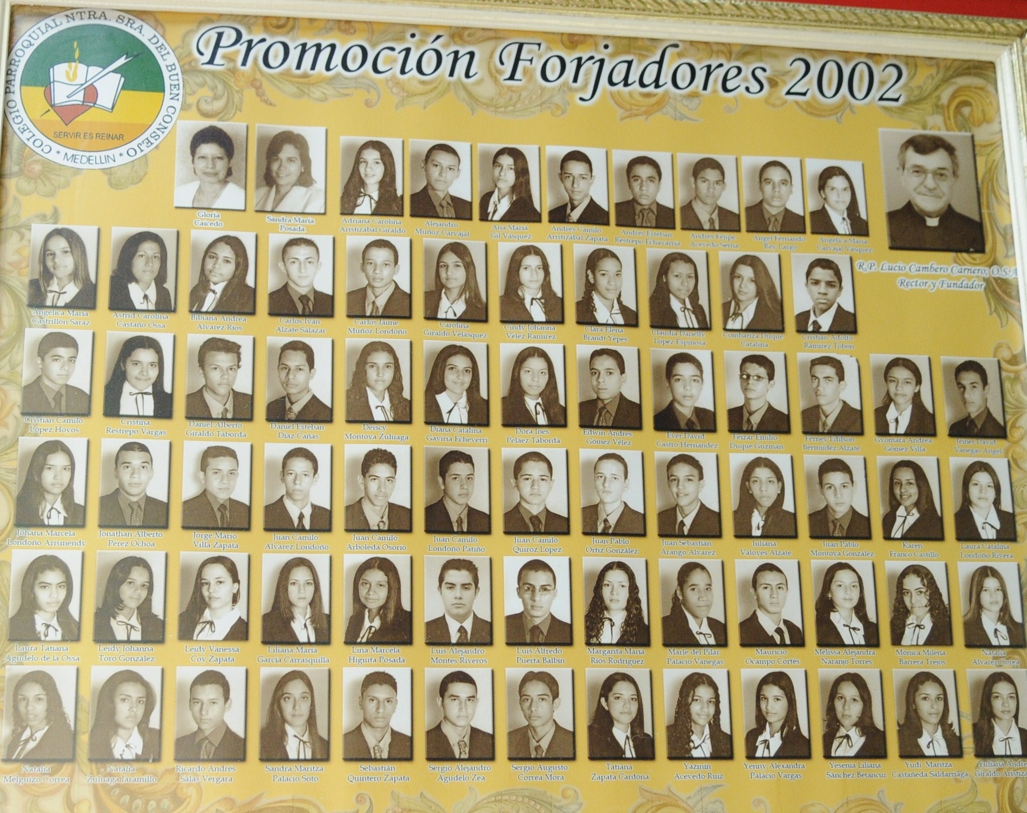 FORJADORES 2002