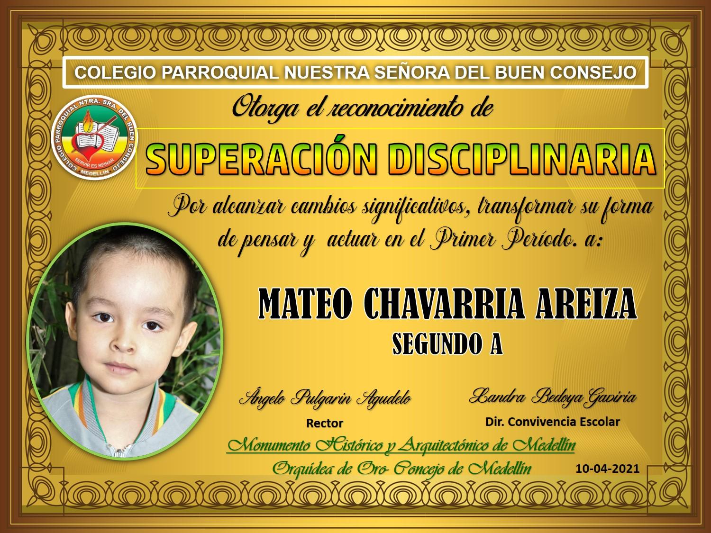 2°A MATEO CHAVARRIA AREIZA