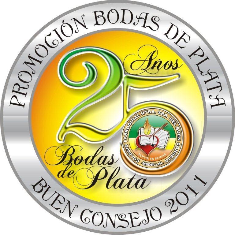 BODAS DE PLATA 2011