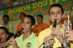 Stewar Marin y Felipe Hurtado