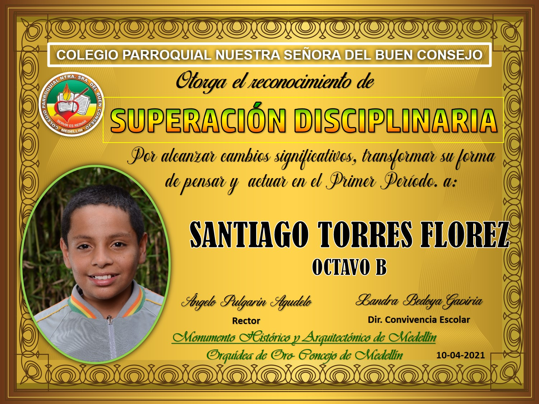 8°B SANTIAGO TORRES FLOREZ
