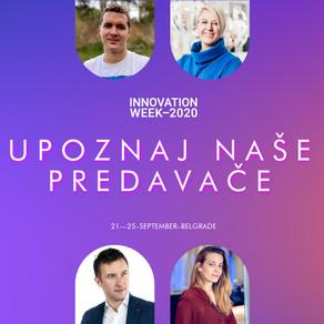 Otvaranje treće Nedelje inovacija 21. septembra u Rezidenciji Finske ambasade