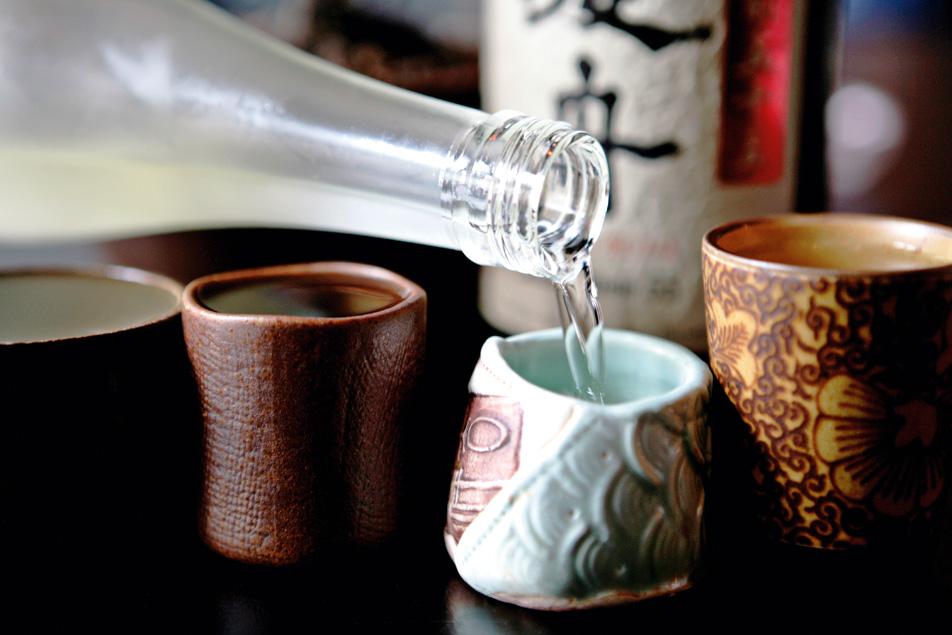 Sake-Boom