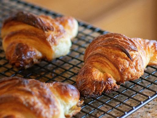 Croissant: símbolo de victoria.
