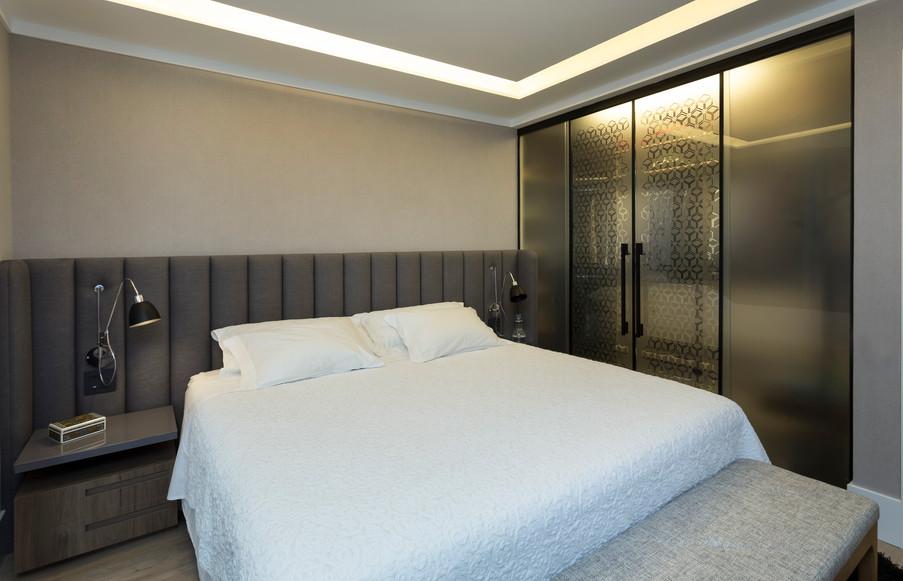 Projeto Quarto Apartamento Florianopolis