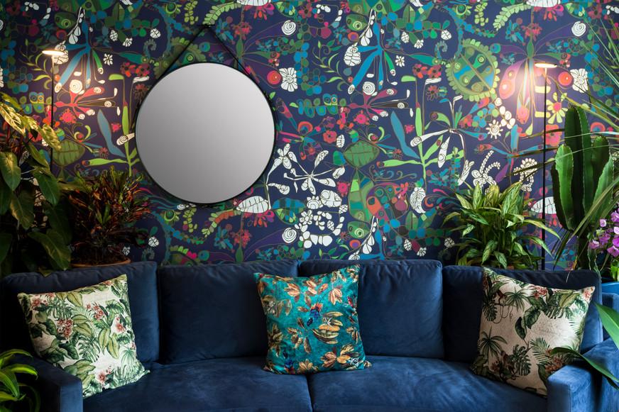 Ana Trevisan Projeto Mostra Jardim Decor
