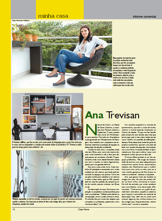 Casanova- minha casa Ana Trevisan - Bitm