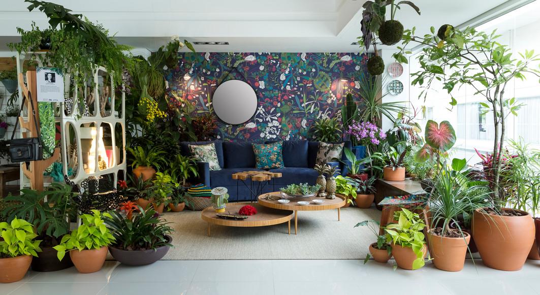Mostra Jardim Decor Paisagismo Ana Trevi