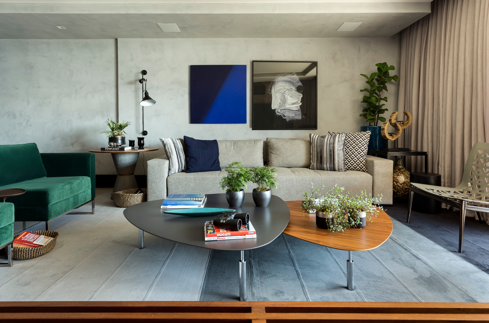 Projeto Ana Trevisan - Apartamento Beira