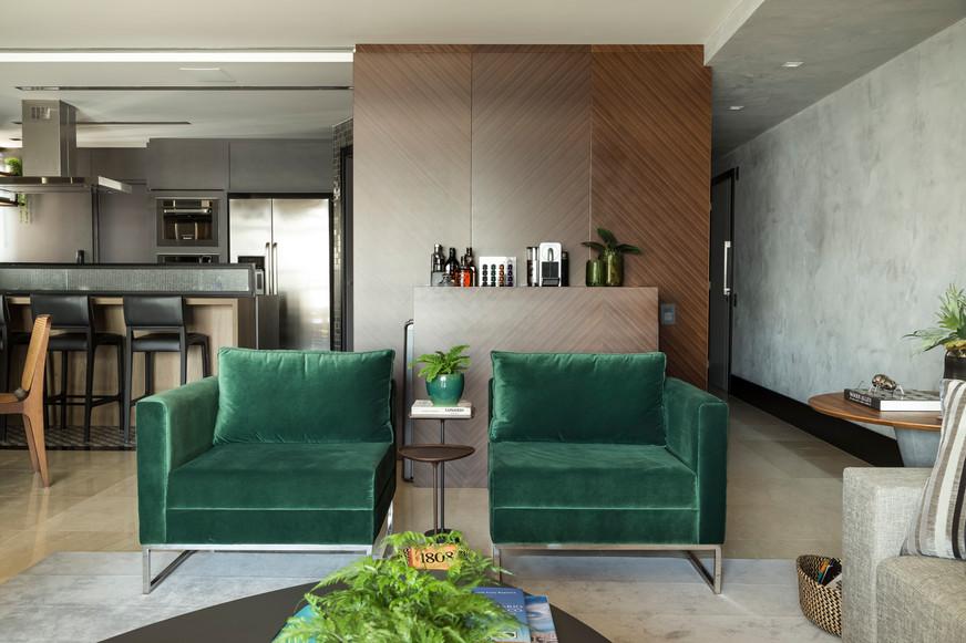 Projeto Apartamento Floripa Beira Mar -