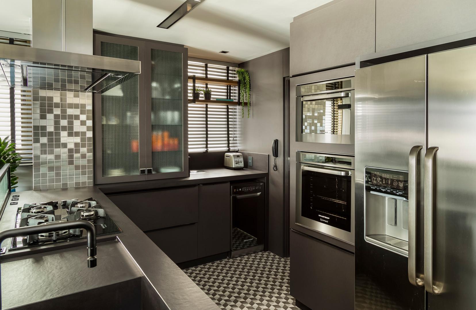 Cozinha arquiteta Ana Trevisan Florianop