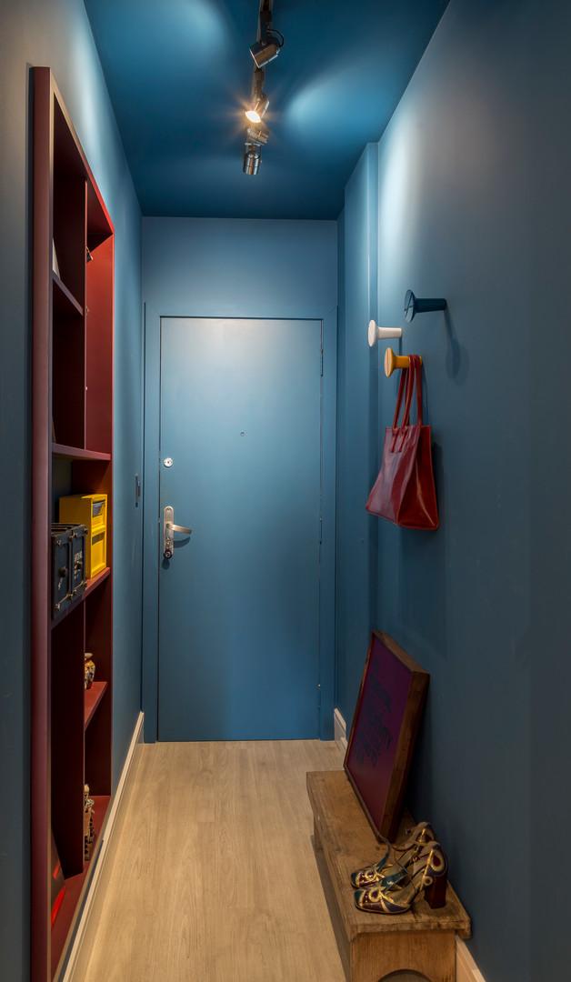 Ana Trevisan Projeto Arquitetura Apartam
