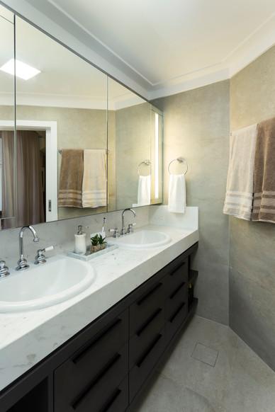 Projeto Arquitetura Suite Apartamento Be