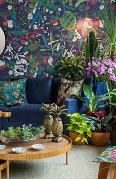 Mostra Jardim Decor Exteriores Ana Trevi