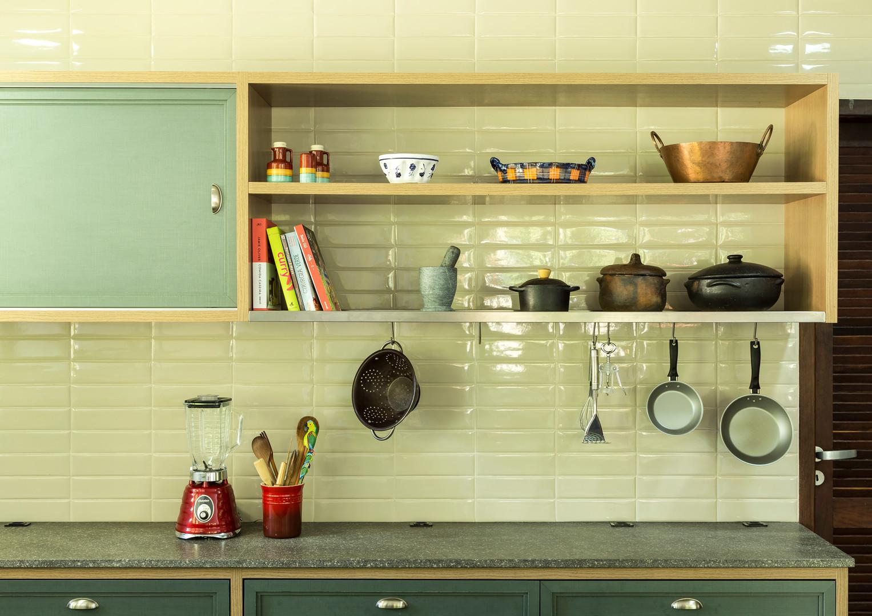 Ana Trevisan Arquitetura Projeto Cozinha
