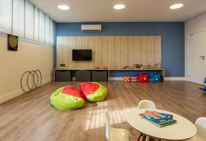 Projeto Ana Trevisan Espaço Kids Quinta