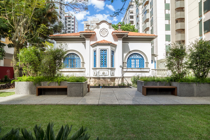 Arquitetura Exteriores Casacor SC 2016 A