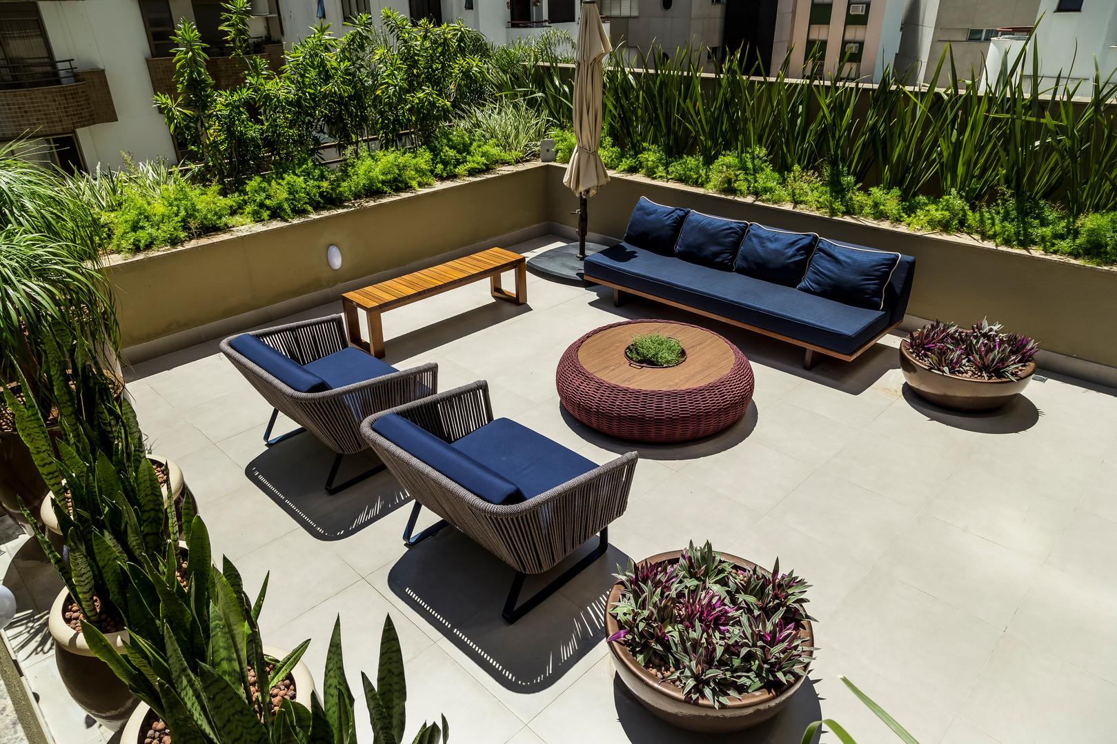 Projeto Arquitetura Terraço Apartamento