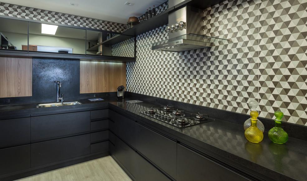 Projeto Arquitetura Apartamento Moderno