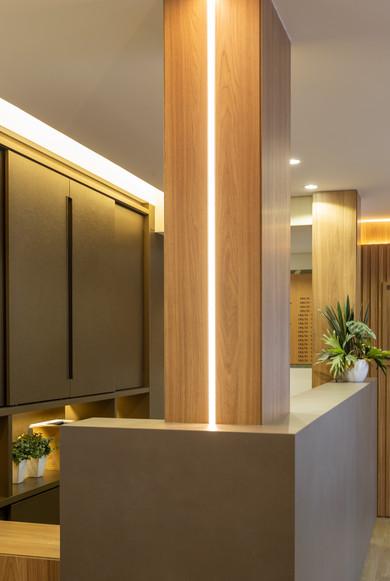 projeto arquitetura clinica odontologica