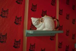 Cat Room I (detail)