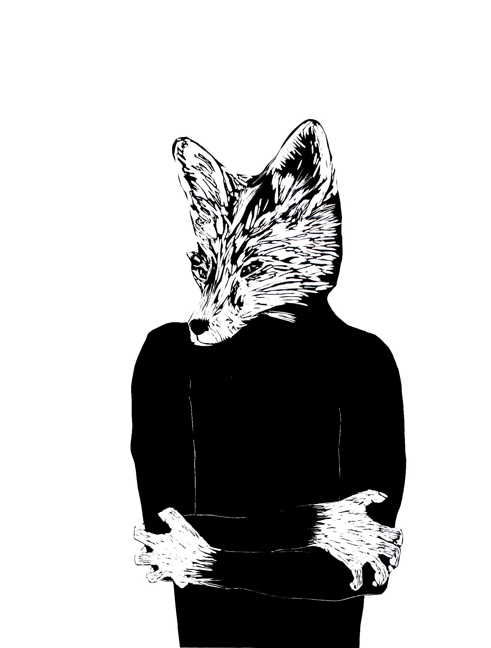 Crossed Fox