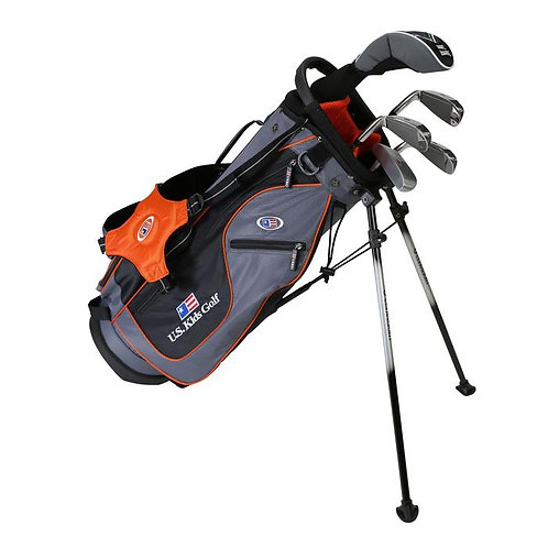 Set Junior Us Kids Orange 8 a 9 Años 51""