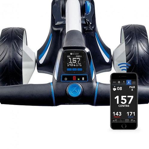 Carro Motocaddy Electrico Ingles M5 Connect Con GPS
