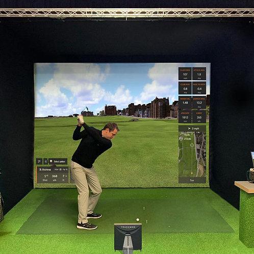 Simulador Campos de Golf 45mins