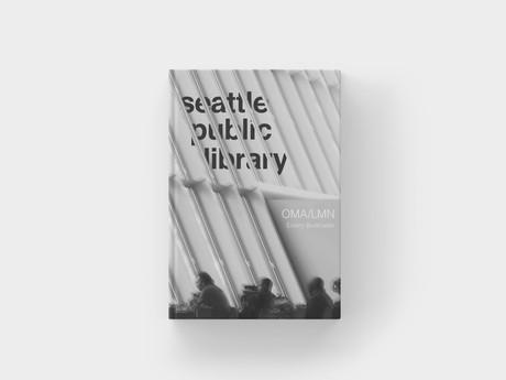 Architectural Book Cover Design