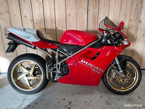 Ducati Superbike 916 S Collector