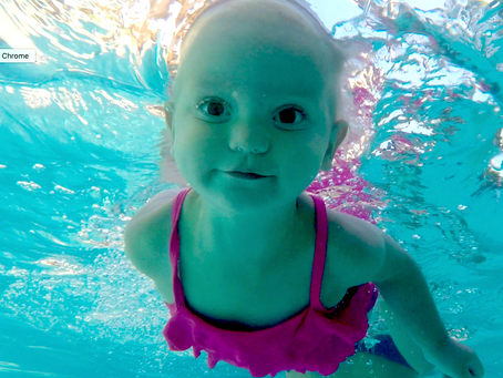 3 Super Easy Steps to Raise a Confident, Safe Swimmer During Bath Time (GUEST COLUMN: Michelle Lang)