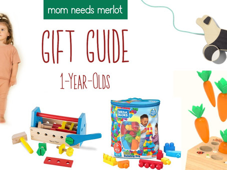 2020 Gift Guide for 1-Year-Olds